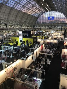 Pure Origin at London Olympia