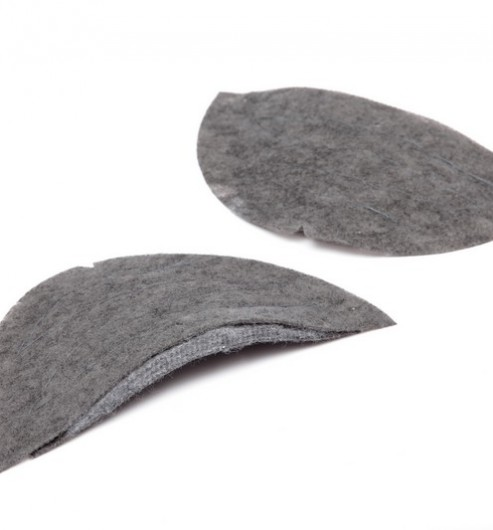 Shoulder Pads Small Grey