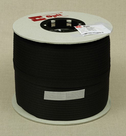 Poly Kick Tape 500m Reel - Black