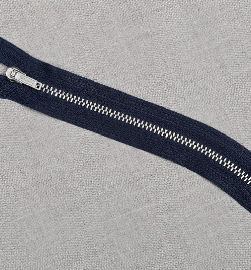 Other Curved Metal Trouser Zips