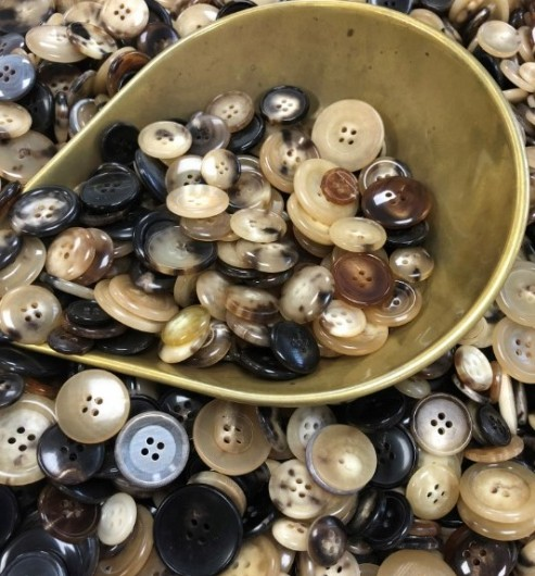 Assorted Horn Buttons