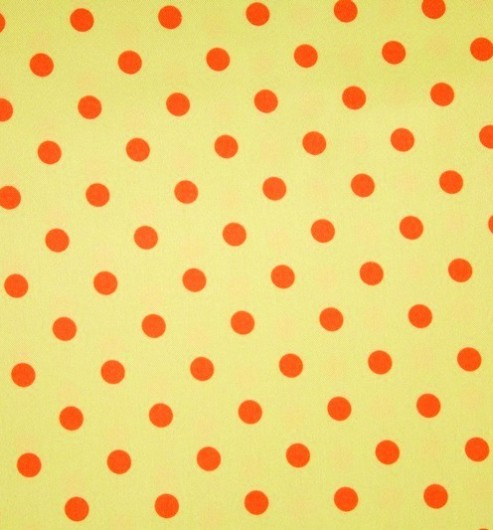 Acetate Satin - Polka Dot - Special Offer