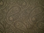 Exclusive Jacquard Cupro design linings - Silver-Paisley