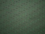 Exclusive Jacquard Cupro design linings - Bottle Green-Multi-Coloured Spots