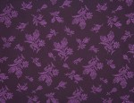 Exclusive Jacquard Cupro design linings - Purple-Rose