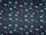 100% Viscose Twill - Piracy   (PRINT TO ORDER ONLY)
