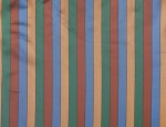 100% Cupro Block Stripe Linings - #2