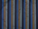 100% Cupro Block Stripe Linings - #9