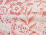 "54"" Acetate Taffeta Lining - Floral Print - Pink Floral"